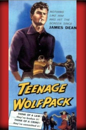 Poster of Teenage Wolfpack