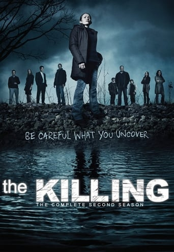 Žmogžudystė / The Killing (2012) 2 Sezonas online