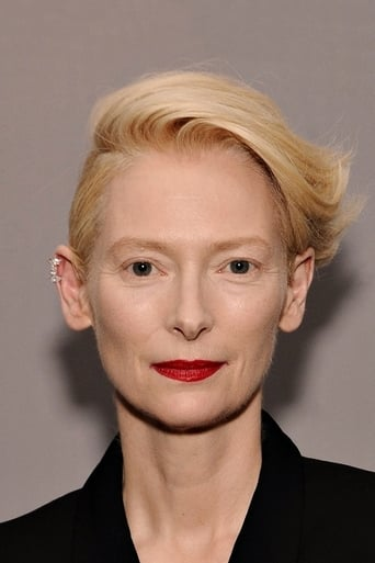 Tilda Swinton alias The Ancient One