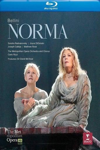 Norma: Met Opera Live Movie Poster