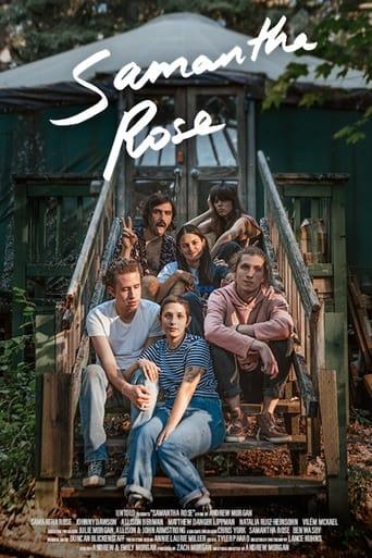 Poster Samantha Rose