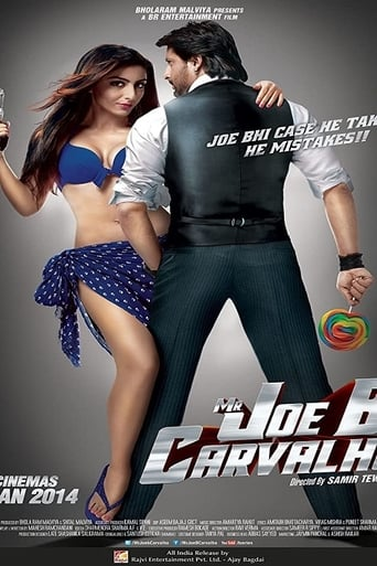 Poster of Mr Joe B. Carvalho