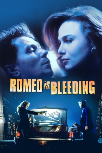 Poster of Romeo Is Bleeding