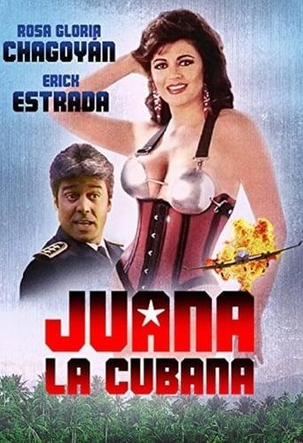Poster of Juana la Cubana