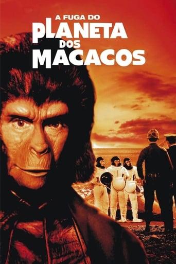 Fuga do Planeta dos Macacos - Poster