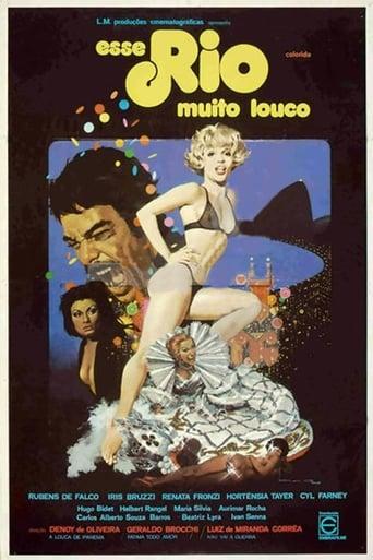 Poster of Esse Rio Muito Louco