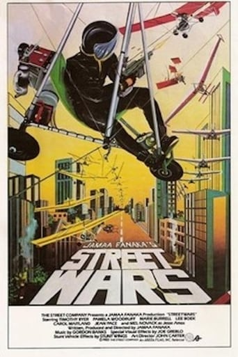 Poster of Street Wars