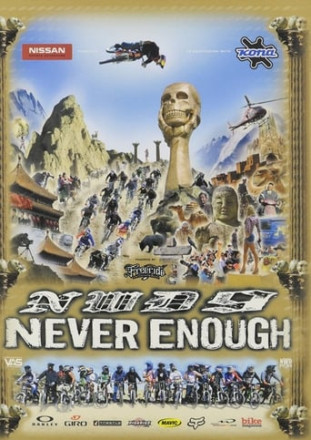New World Disorder 9: Never Enough