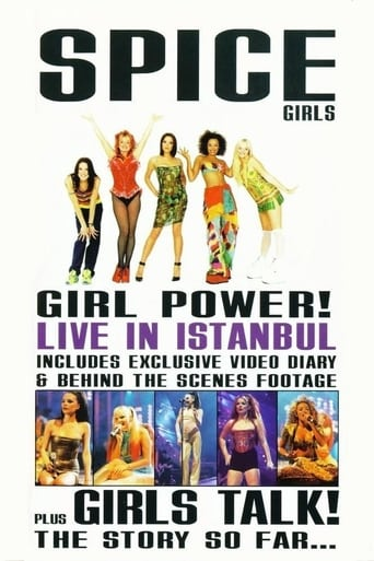 Poster of Spice Girls: Girl Power! Live in Istanbul