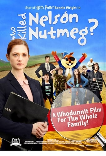 Poster of Who Killed Nelson Nutmeg?