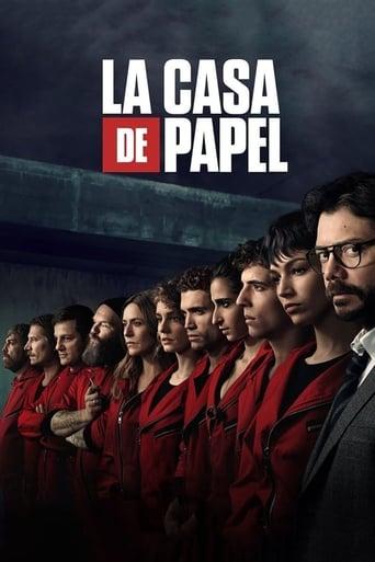 La Casa de Papel TV Show Poster