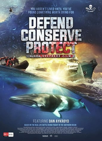 Poster of Defend, Conserve, Protect