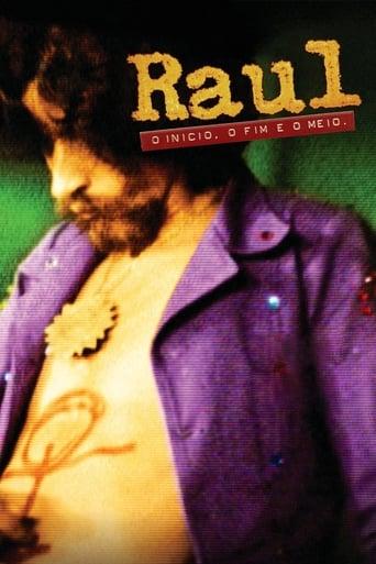 Raul - O Início, o Fim e o Meio - Poster