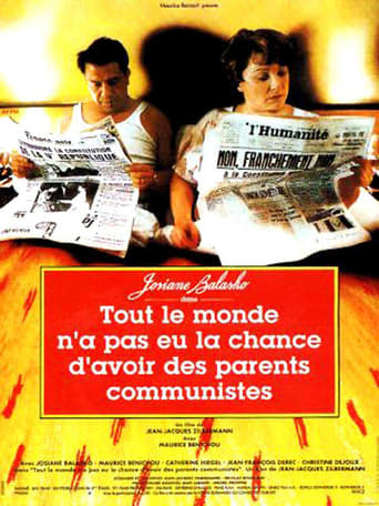 Poster of Not Everybody's Lucky Enough to Have Communist Parents