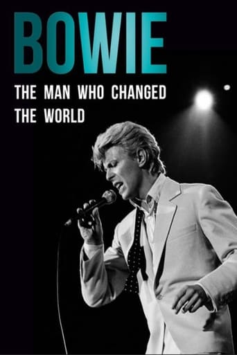 Watch Bowie: The Man Who Changed the World Online Free in HD