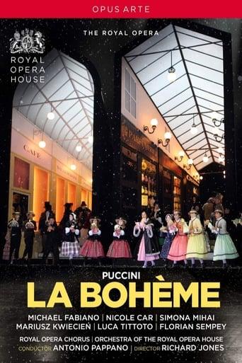 Poster of La Boheme - ROH