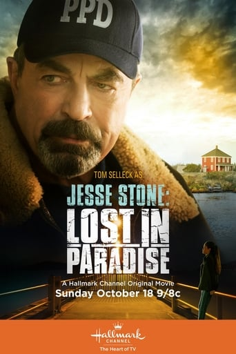 Poster of Jesse Stone: Lost in Paradise