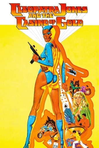 Poster of Cleopatra Jones and the Casino of Gold