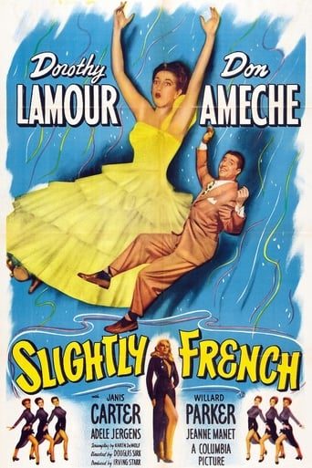 Poster of Slightly French