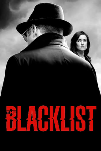 Lista Negra 6ª Temporada - Poster