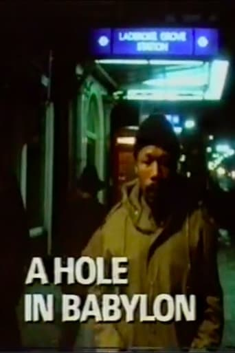 Poster of A Hole in Babylon