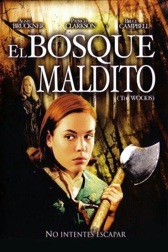 Poster of El bosque maldito