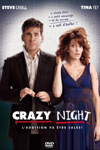 Poster of Crazy night