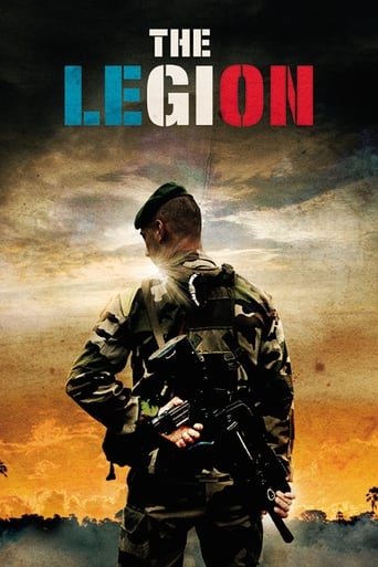 Capitulos de: The Foreign Legion: Tougher Than the Rest