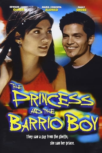 Poster of The Princess and the Barrio Boy