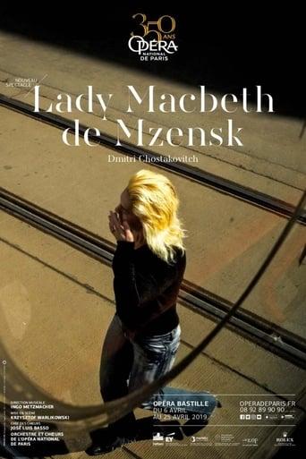Watch Shostakovich: Lady Macbeth of Mtsensk Online Free Putlocker