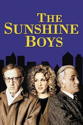 Poster of The Sunshine Boys