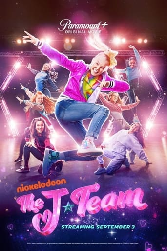 The J Team Poster