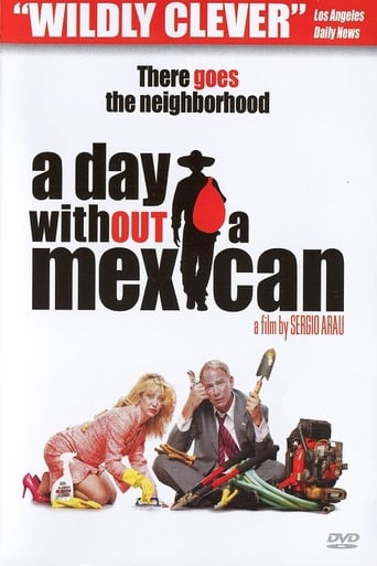 Poster of A Day Without a Mexican