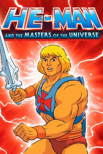 Poster of He-Man y los Masters del Universo