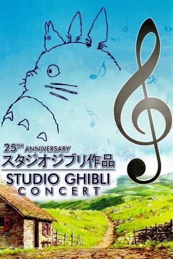 25th Anniversary Studio Ghibli Concert