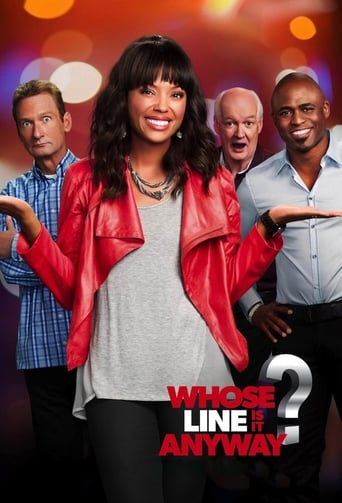 Poster of Whose Line Is It Anyway?
