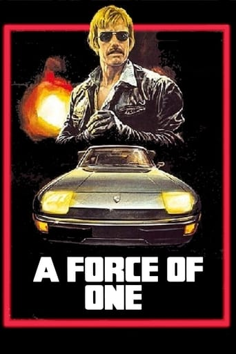 Poster of A Force of One