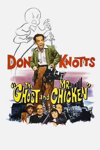 Poster of The Ghost & Mr. Chicken