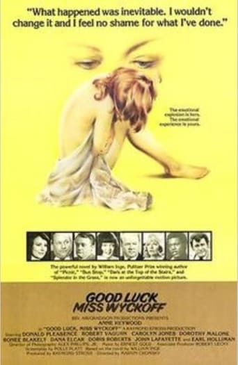 Poster of Good Luck, Miss Wyckoff