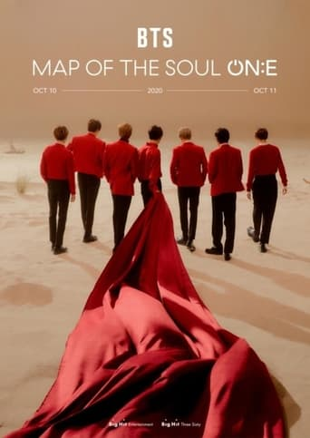 BTS Map Of The Soul: ON:E Day 1