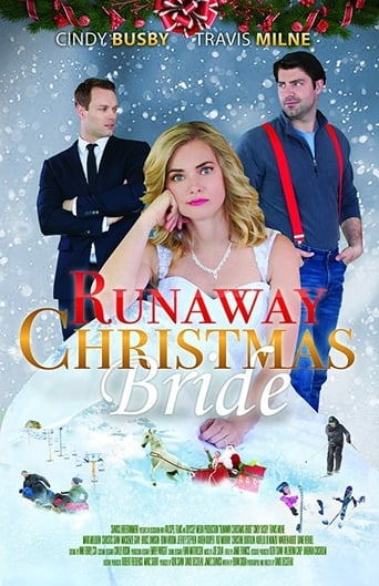 Poster of Runaway Christmas Bride