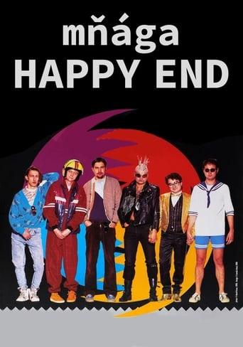 Poster of Mňága - Happy End