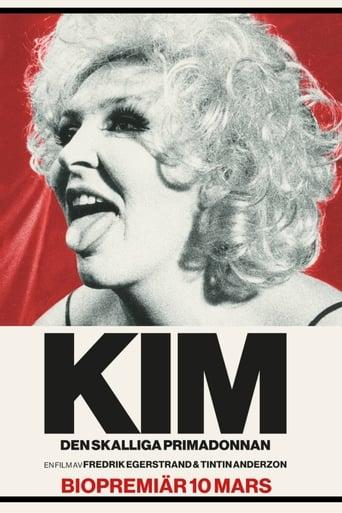 Poster of Kim - Den skalliga primadonnan