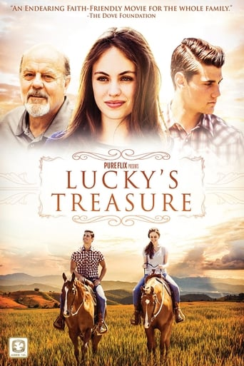 Lucky's Treasure - Poster