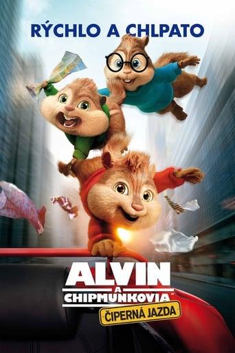 Alvin a Chipmunkovia: Čiperná jazda
