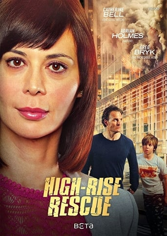Poster of High-Rise Rescue