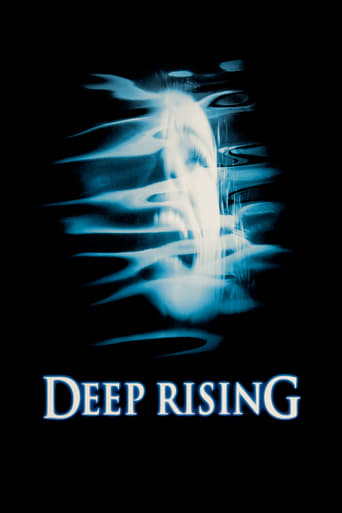 Poster of Deep Rising