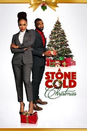 Poster of A Stone Cold Christmas