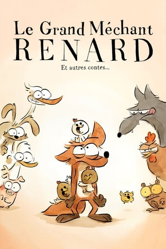 Download Legenda de Le Grand M�chant Renard et autres contes... (2017)
