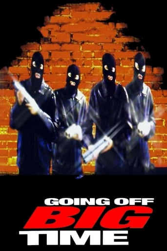 Poster of Going Off Big Time